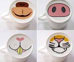 mug, cute, and coffee image