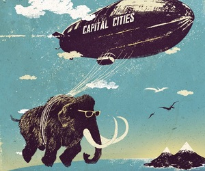 music, capital cities, and safe and sound image