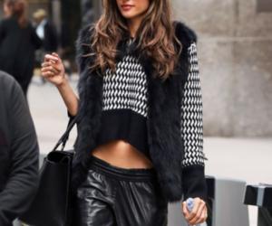 fashion, model, and alessandra ambrosio image
