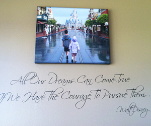 decal, disney, and wall decal image