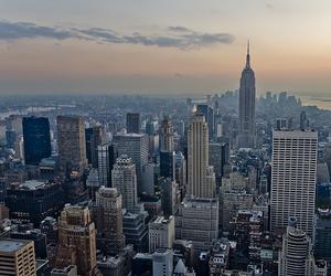 new york and new york city image