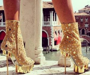 heels, shoes, and boots image
