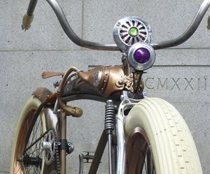 bicycle and steampunk image
