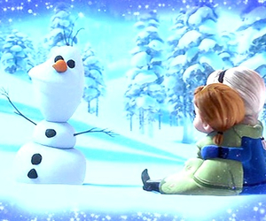 anna, elsa, and frozen image