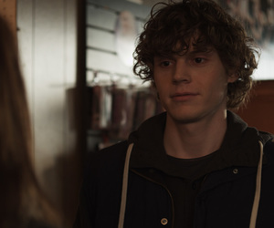 evan peters and adult world image