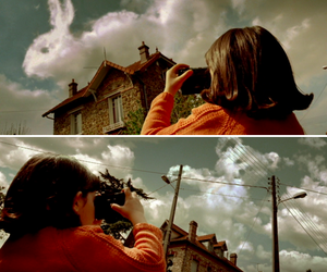 amelie, photography, and clouds image