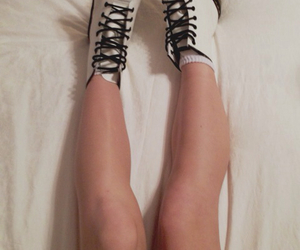 boots, grunge, and indie image