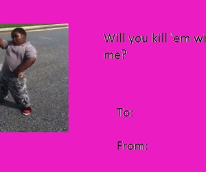 valentines day, terio, and kill em image