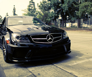 car, mercedes, and Wheels image