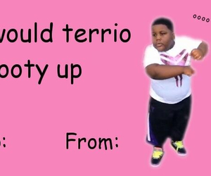 lol, valentine, and valentine card image
