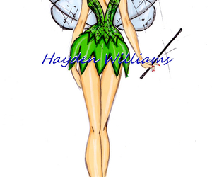 disney, hayden williams, and tinkerbell image