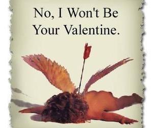 valentine, love, and arrow image