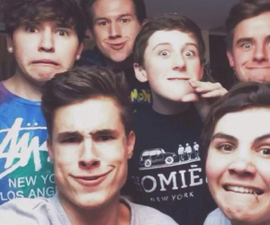 o2l, kian lawley, and connor franta image