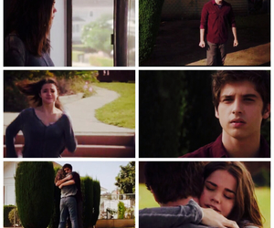 tv show, love, and the fosters image