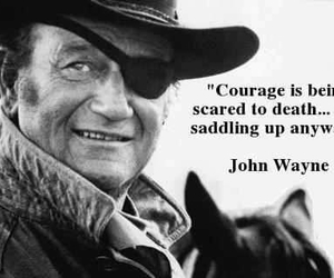 quote, believe, and courage image