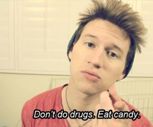 candy, ricky dillon, and o2l image