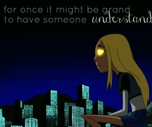 terra, teen titans, and my edit image