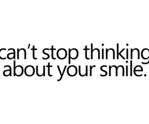 smile, quote, and text image