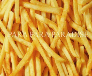 food, drugs, and fries image