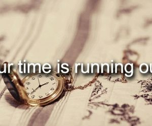muse and time is running out image