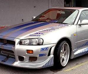 nissan, skyline, and gt-r image