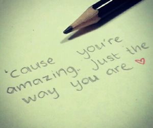 quote, amazing, and cute image