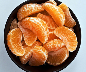 citrus, mandarine, and mandarines image