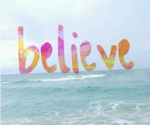 believe and quote image