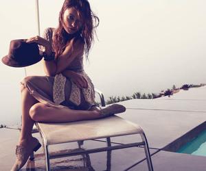 Olivia Wilde and photoshoot image