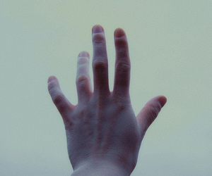 hand, photography, and reach image