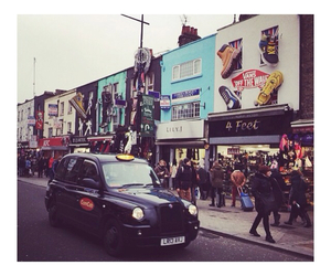 amazing, camden town, and london image