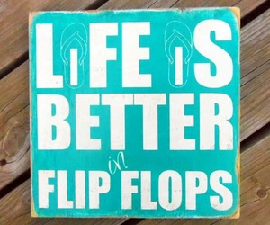 forever and flipflops image