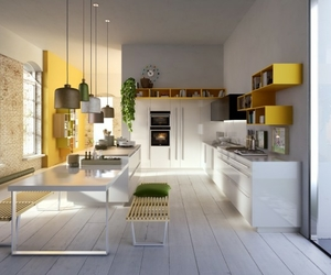 decoration, furniture, and kitchen image