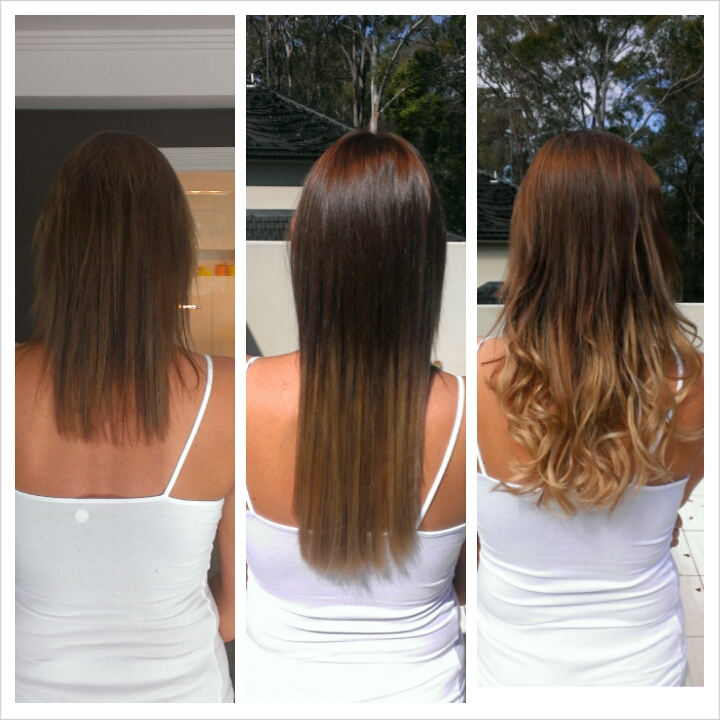 Balayage Hair Extensions Hair Extensions Sydney