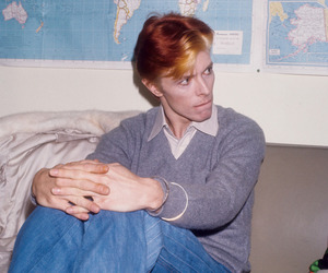david bowie, man, and bowie image