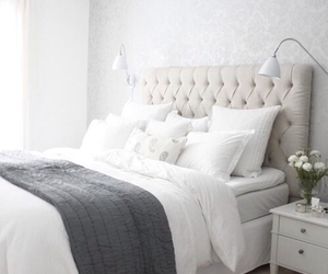 bedroom, style, and decor image
