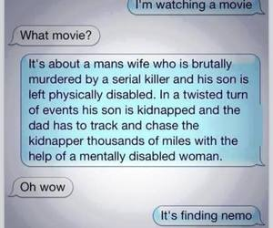 finding nemo, killer, and lol image