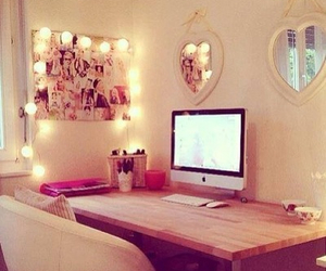 bedroom, inspire, and decor image