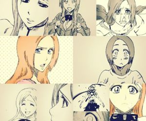 anime, Orihime, and bleach image