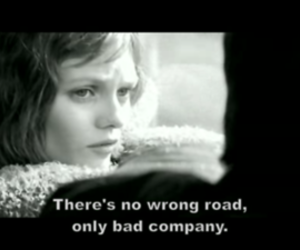 caption, text, and movie image