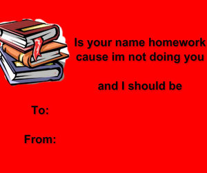 card, tumblr, and valentine image