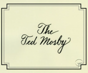 how i met your mother and ted mosby image