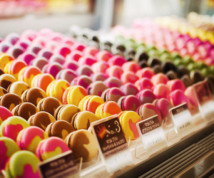 beautiful, candy, and food image