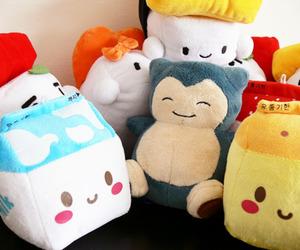 cute, kawaii, and milk image