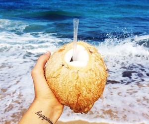 coconut, cool, and love image