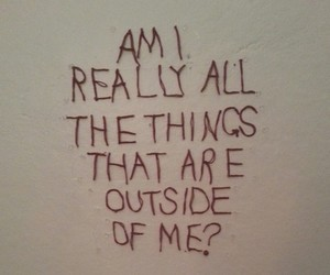 quote, grunge, and pale image