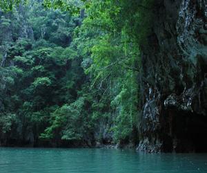 lake, wonderland, and nature image