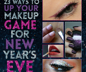beauty, diy, and new years image