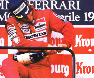 champion, formula 1, and ayrton senna image