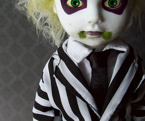 beetlejuice, toy, and doll image